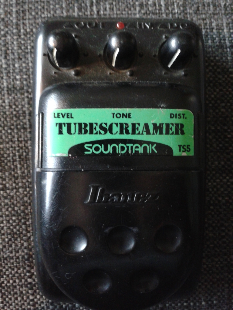 Dating tube screamers