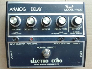 Pearl-ElectroEcho
