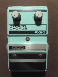 DOD-FX60-STChorus