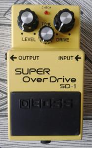 Boss-SD1