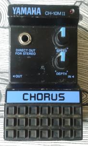 Yamaha-CH10MII