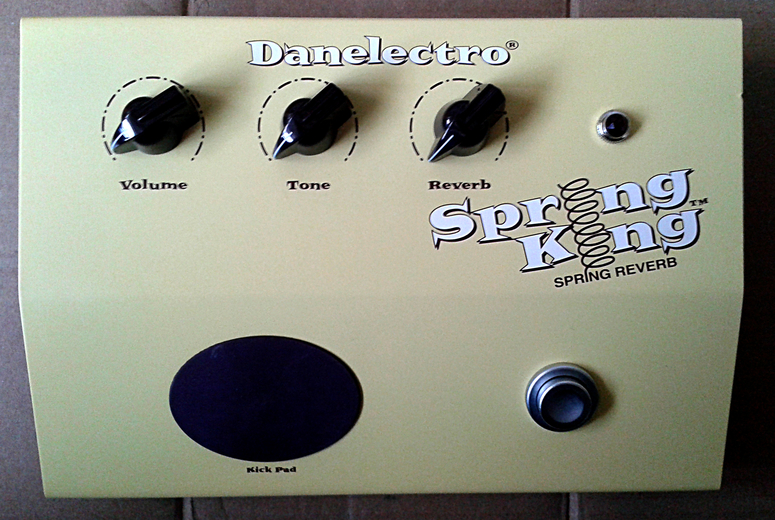 Danelectro Dsr 1 Spring King Killall 9 Humans