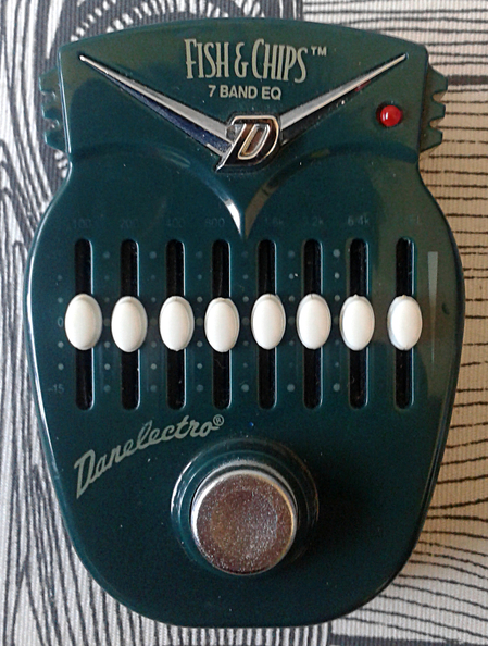 Danelectro Fish And Chips : danelectro dj 14 fish chips 7 band eq killall 9 humans ~ Russianpoet.info Haus und Dekorationen